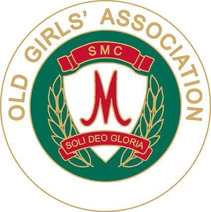 Santa Maria Old Girls Association badge