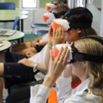 Staff Check Out Virtual Reality in the Classroom