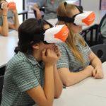 Virtual Reality Comes to the Classroom