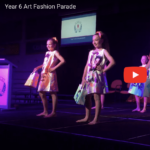 Year 6 Art Students Hit The Runway