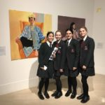 Art Students Visit Art Gallery of Western Australia