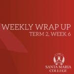 Weekly Wrap Up: Week 7, Term 2, 2018