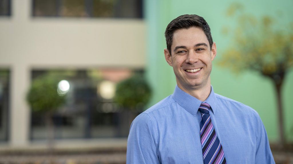 Ben Court, Dean of Students - Year 9