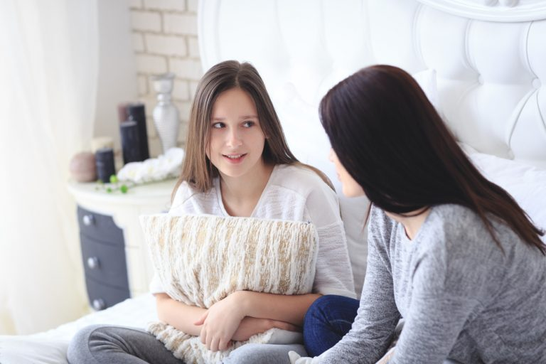 5 things to discuss with your teen before they leave home for a sleepover, party or gathering