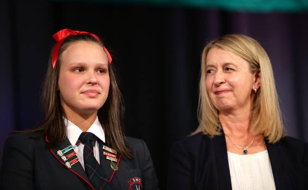Holly Receives 2019 Boarding Award