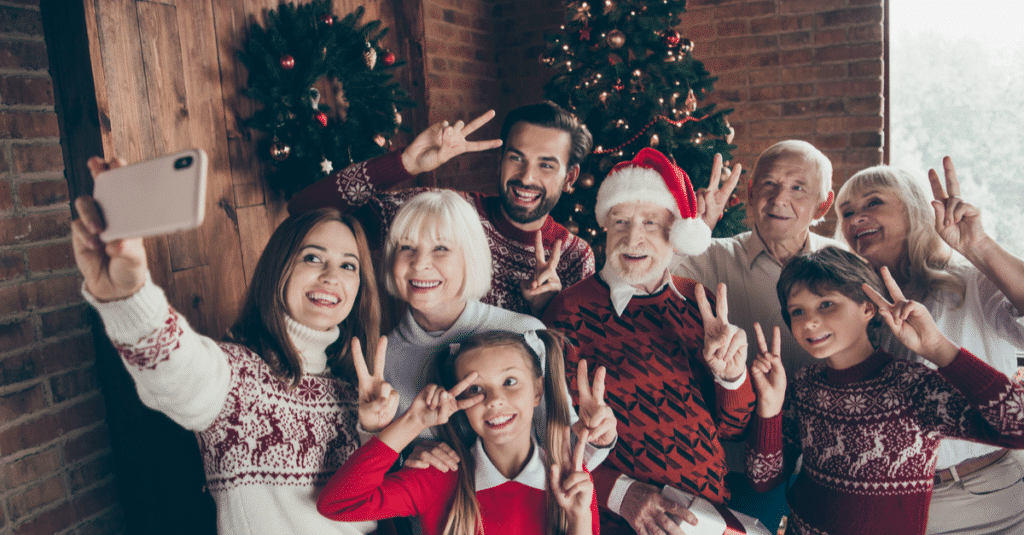 What are your family's Christmas rituals?