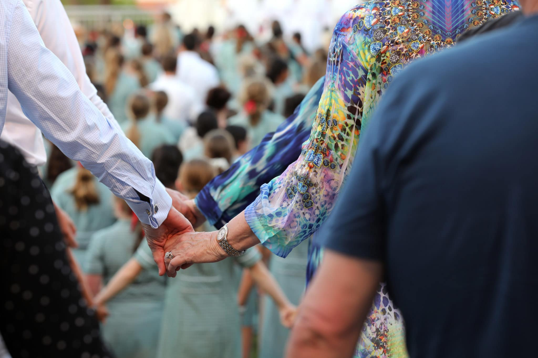 Opening Mass Community