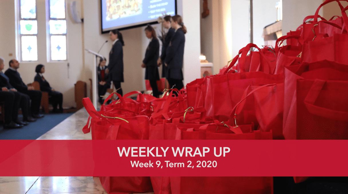 Week 9 Term 2 2020