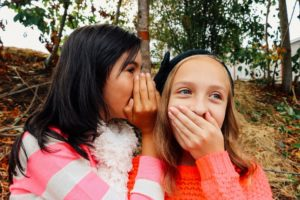 Kids and Mean Gossip