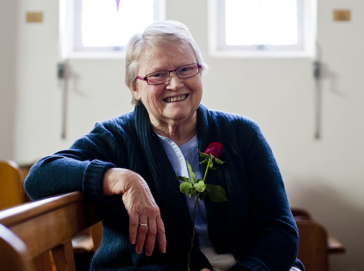 Rest In Peace Sister Marg