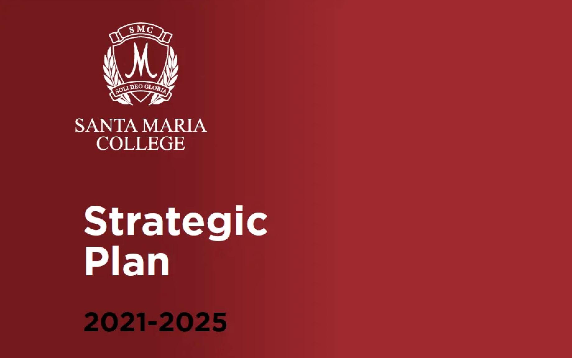 New Strategic Plan 2021-2025 – Jennifer Oaten