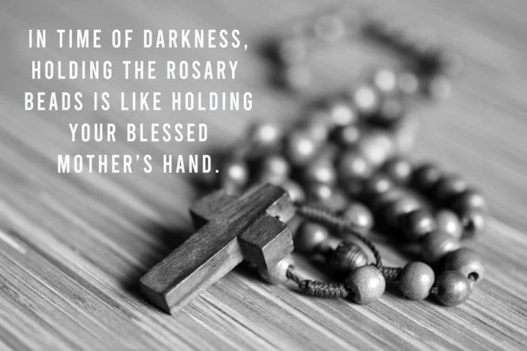 The Rosary Part 4: The Glorious Mysteries